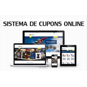 Sistema De Cupom De Desconto - Wordpress