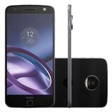 Smartphone Motorola Moto Z Style Edition, Preto, Xt1650-03
