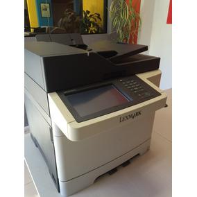Impressora Multifuncional Laser Color Cx510de Lexmark
