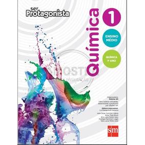 Livro Química Ser Protagonista - 3ªed. (coleção)