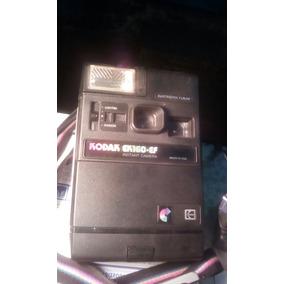 Lrbl. Camara Vintage Instant Kodak Ek160-ef. 1979
