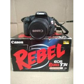 Camara Profesional Canon Eos Rebel T3i 600d