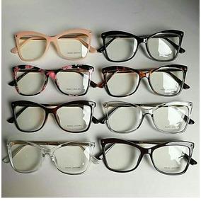 Armacao De Oculos De Grau Redondo Geek Gatinho - Óculos no Mercado ... 1ac8ec0ded