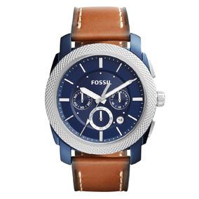Relógio Masculino Fossil Machine - Fs5232 ( Nota Fiscal )