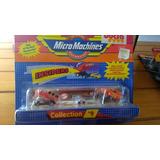 Mis Micromachines Original Insider Blister Micro Machines