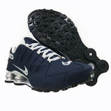 4153318dc6 Tenis Nike Shox Nz Cromado - Esportes e Fitness no Mercado Livre Brasil