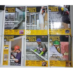 Vendo Lote 12 Revistas (engenharia E Construção)