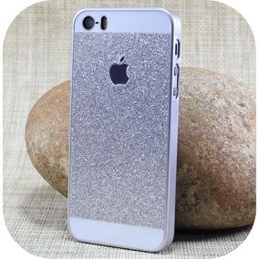 02079bf6f92 Capa Case Capinha Iphone 5s Tpu Glitter Brilho - Acessórios para Celulares  no Mercado Livre Brasil