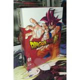 Dragon Ball Super Bluray Box 1