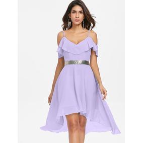 Vestidos de mujer violeta