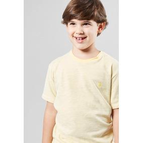 Camiseta Mini Sm Piquet Duplo Reserva Mini