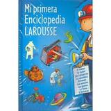 larousse mi pequena enciclopedia los bomberos firefighters
