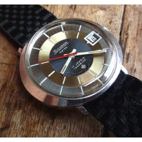 Silvana Reloj Suizo Clasico Antiguo Coleccion Retro 20118swt