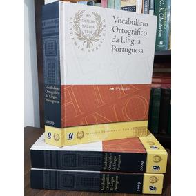 Vocabulário Ortográfico Da Língua Portuguesa-academia Bra. D