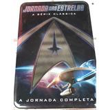 Box Dvd Coleção Jornada Nas Estrelas Série Clássica