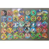 Coleção Tazos Looney Tunes Completa