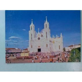 Cartão Postal - Basílica De Canindé - Canindé - Ce -