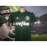Camisa Do Palmeiras 2018 Autografada !!!
