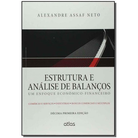 Estrutura E Analise De Balancos - 11ed/15