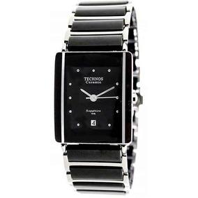 Pulseira Relogio Technos Ceramic - Relógios no Mercado Livre Brasil a7a2a82452