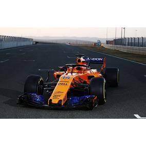 Mclaren Mcl33 F1 2018 1/24 Maisto Petrobras Fernando Alonso