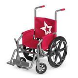 American Girl Berry Wheelchair Silla De Ruedas Juguete
