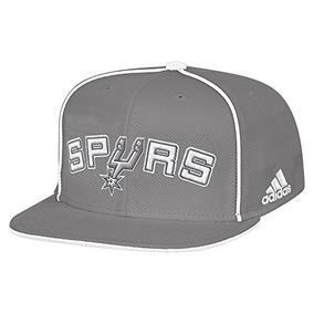 Nba San Antonio Spurs Gorra Snapback Flat Brim Team Para Hom ee959b45125