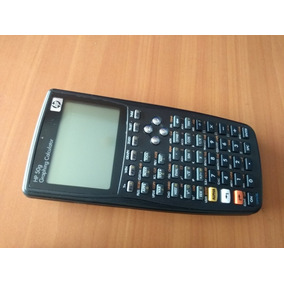 Calculadora Graficadora Hp Como Nueva / Oferta De 65 Verdes