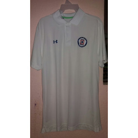 Camiseta Tipo Polo Cruz Azul Under Armour