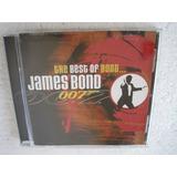 James Bond The Best Of Bond 007 Cd Original Soundtrack 1999