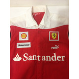 Camisa Scuderia Ferrari F1( Fernand Alonso Mclaren Renault)