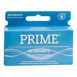 Prime Retardantes X12 Preservativos Farmaservis