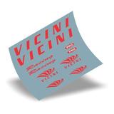 Adesivo Bike Vicini - Racing Pro