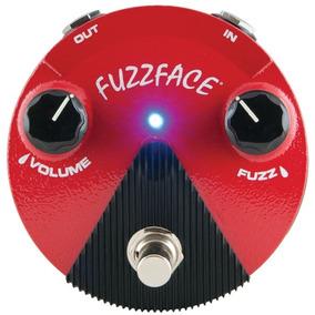 Pedal Para Guitarra Dunlop Distortion Fuzz Face