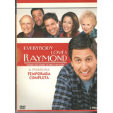 Dvd Everybody Loves Raymond - 1° Temporada - Lacrado