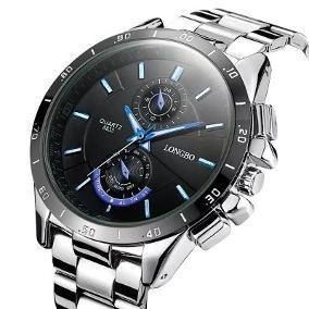67749c6819e Relogio Longbo 8833 - Relógios no Mercado Livre Brasil