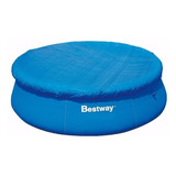 Cobertor Cubre Pileta Bestway 244cm Original Apto Para Intex