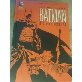 Batman Dia Das Bruxas Encadernado Panini.