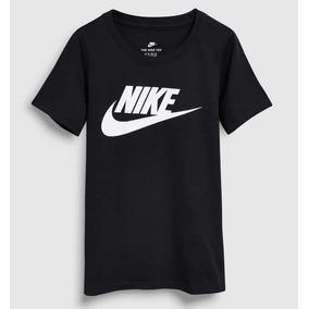 Playera Nike (talla S, M) 100% Original Dama Mujer Negra