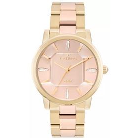 389eeccb62e Relógio Technos Feminino Elegance Crystal 2035lnh 4t - Relógios De ...