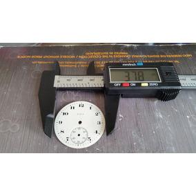 Caratula Elgin Para Reloj De Bolsillo Original 100%