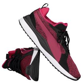 Tênis Puma Pacer Next Tw Knit Feminino Rosa