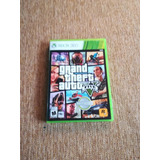 Gta5 Xbox 360 Envio Gratis. Juego En Disco.