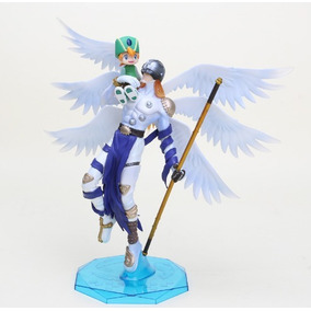 Angemon E Takeru Digimon Megahouse Boneco Pronta Entrega