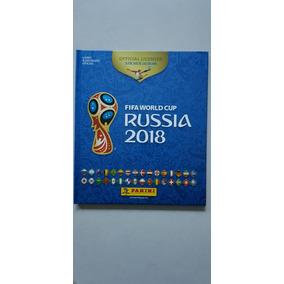 Álbum De Figurinhas Da Copa Russia 2018 Todas As 682 P.colar