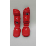 Kit 2 Pares Caneleiras De Karate Shigo Original, P.m.g
