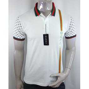 Polos Gucci Para Caballero Slim Fit 3 Colores Envio Gratis 0eb19b121b5