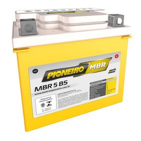 Bateria Pioneiro - Mbr5br - Para Moto