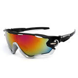 Óculos Ciclismo Estilo Jawbreaker Mtb Estrada 100% Uv400,,
