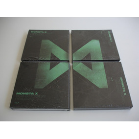 Kpop Album Cd Monsta X The Connect Dejavu